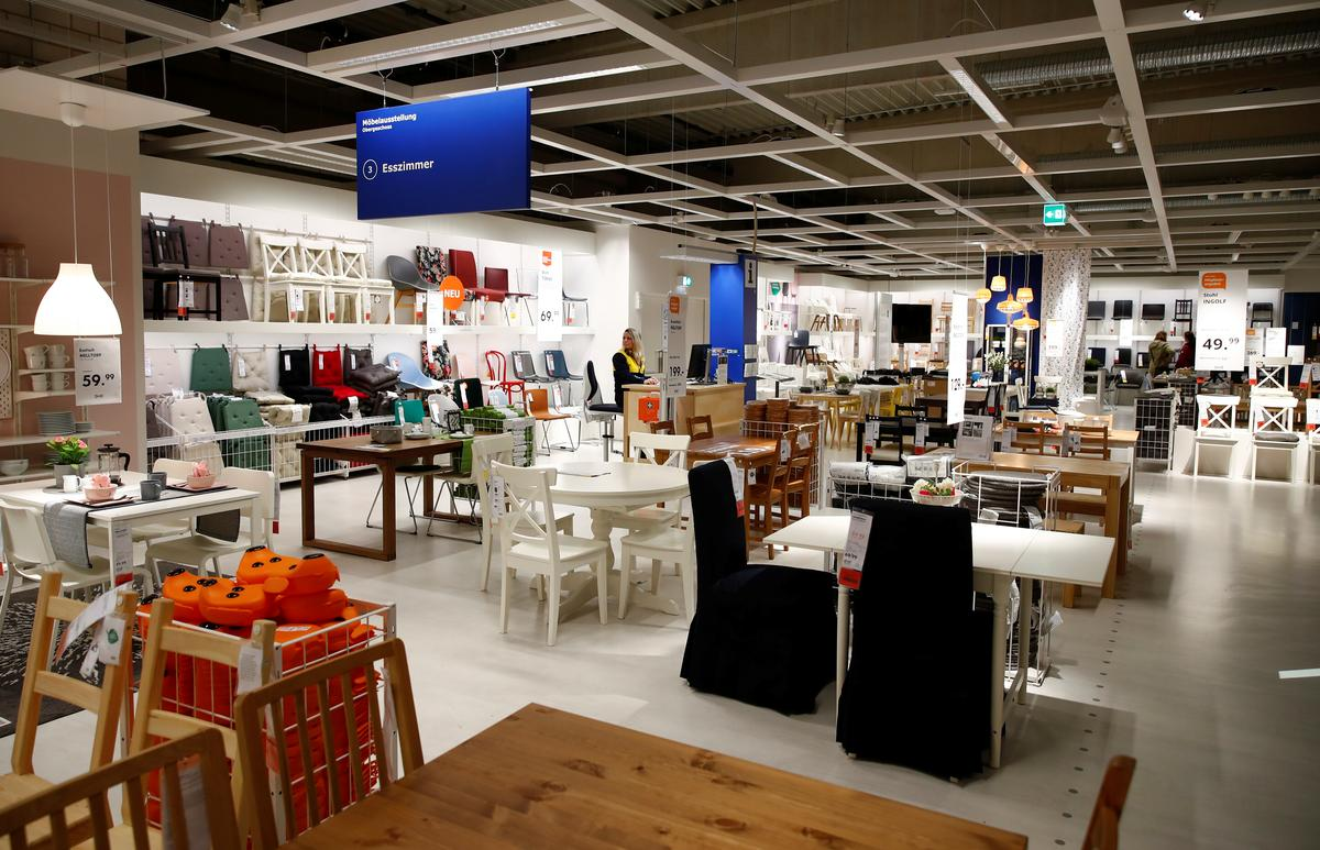 Ikea To Test Furniture Rental In 30 Countries Reuters