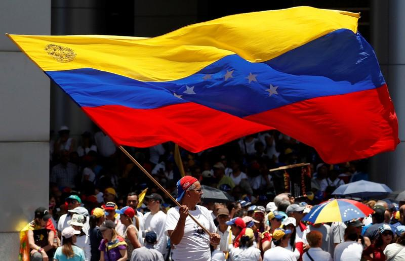 Venezuelans rally to demand power, water and end to Maduro