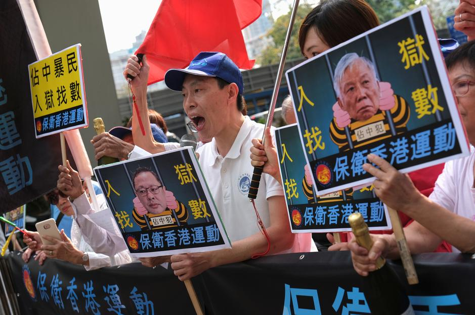 China Issues Arrest Warrants for Six Hong Kong Pro-Democracy Activists Living in Exile