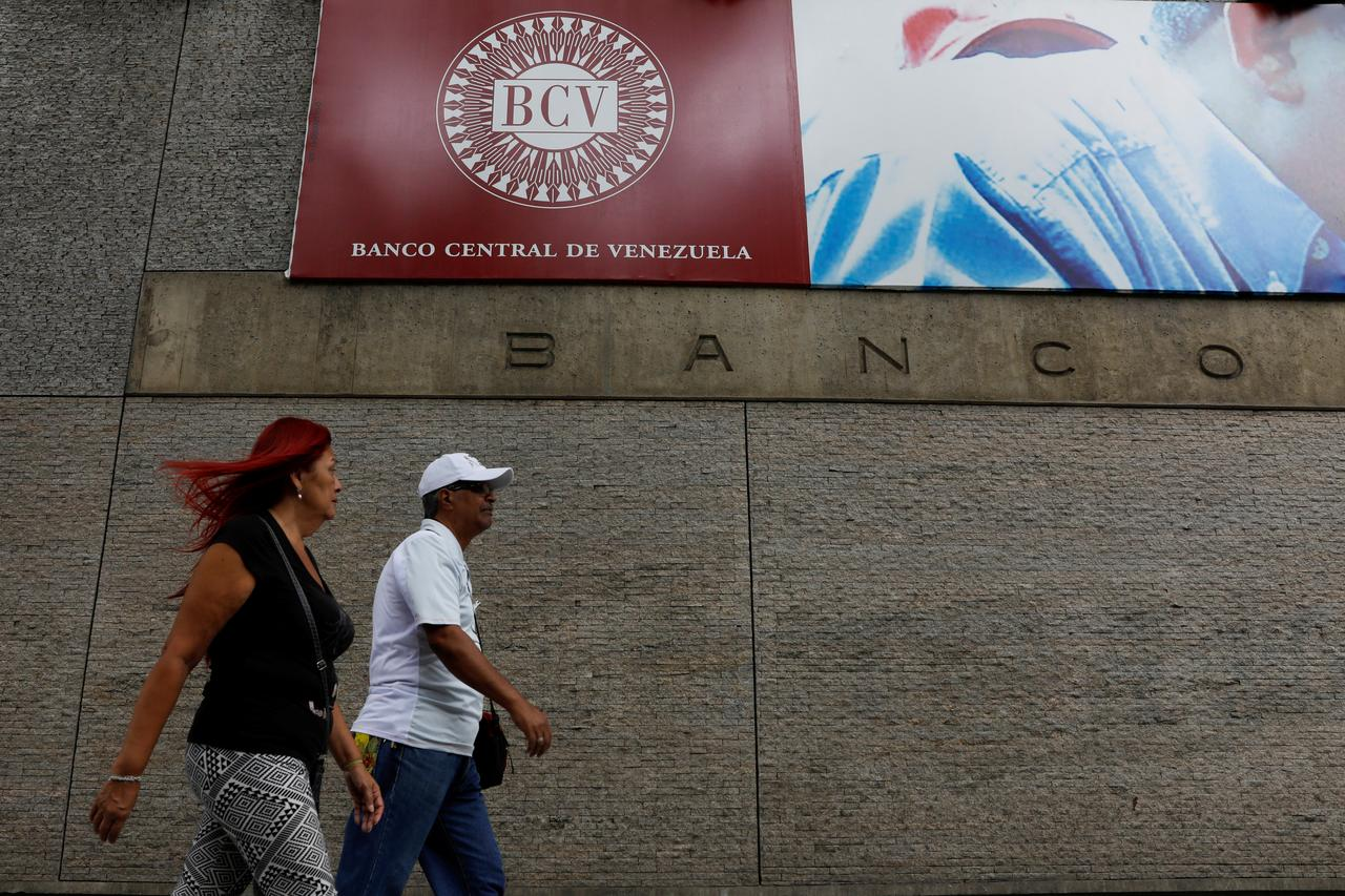 Exclusive: Venezuela removes eight tonnes of gold from central bank