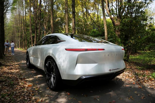 Nissan brand Infiniti aims to launch first electric car in