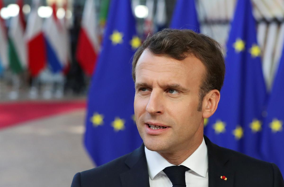 French election: What does Emmanuel Macron stand for