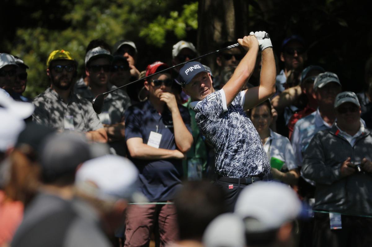 Golf: Par-3 winner Wallace topples old guard, sinks hole ...