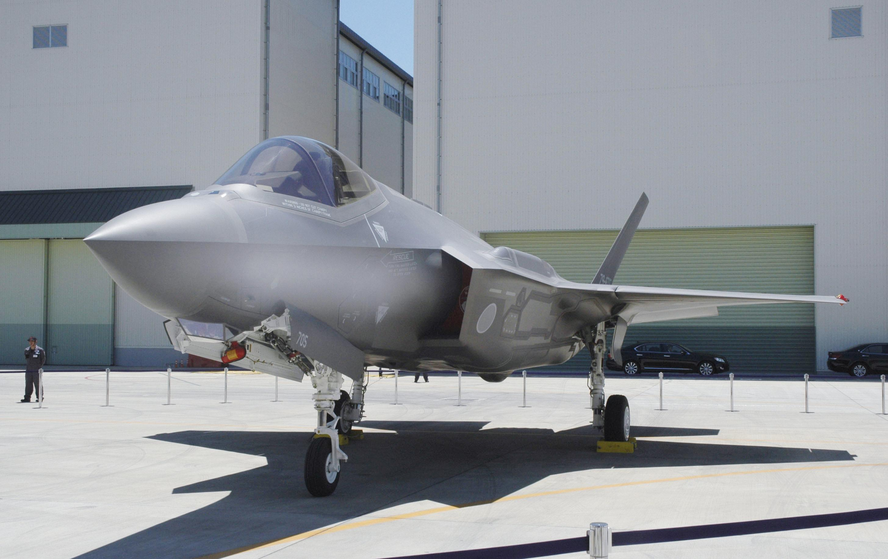 Daunting salvage task awaits Japanese F-35 investigators baffled by crash