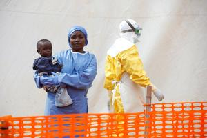 On the frontlines of Congo's Ebola outbreak