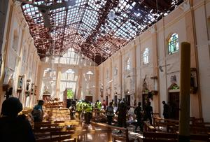 Deadly Easter bombings in Sri Lanka