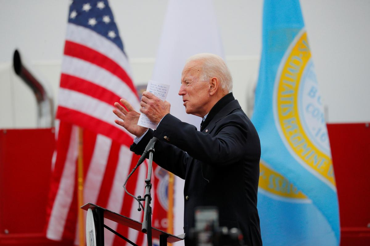 Former vice president Biden to announce 2020 election run on Thursday: reports