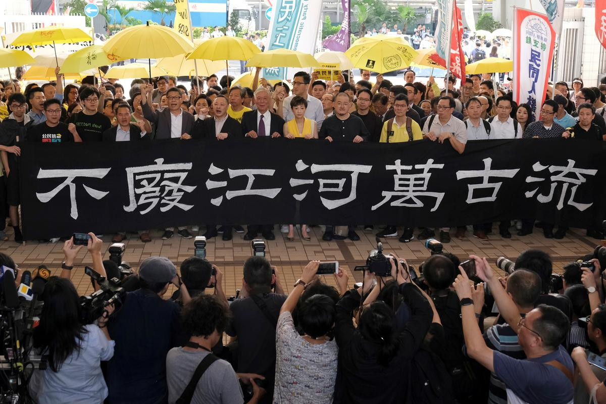 Explainer: What was Hong Kong's 'Occupy' movement all about?