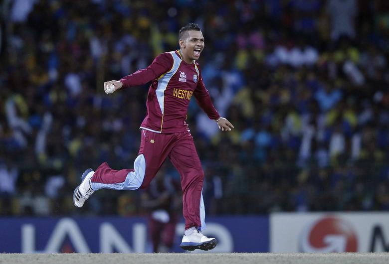 Cricket - West Indies spinner Narine rues missed World...
