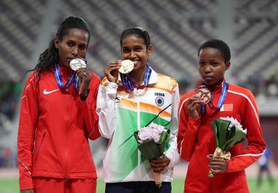 India at Asian Athletics Championships