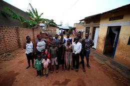 Uganda mom of multiple quadruplets struggles to provide for 38 children