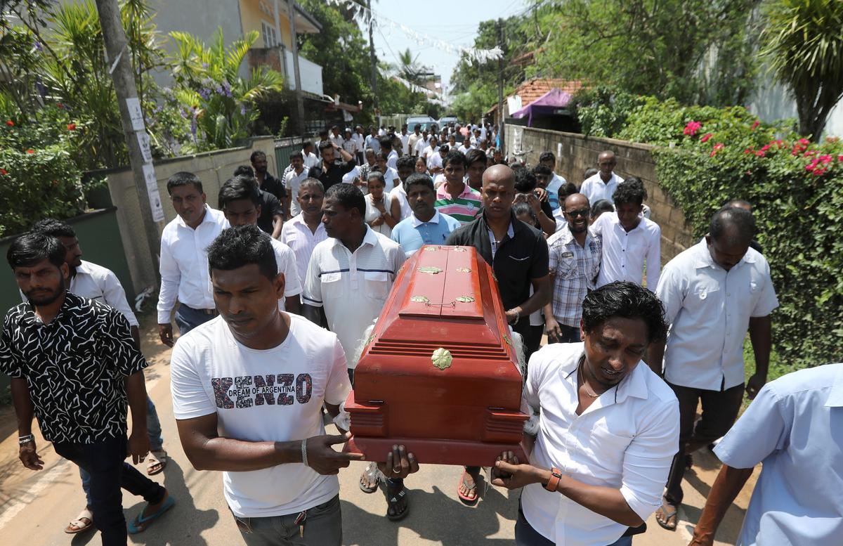 Sri Lanka attack death toll around 250-260, not 359: health official