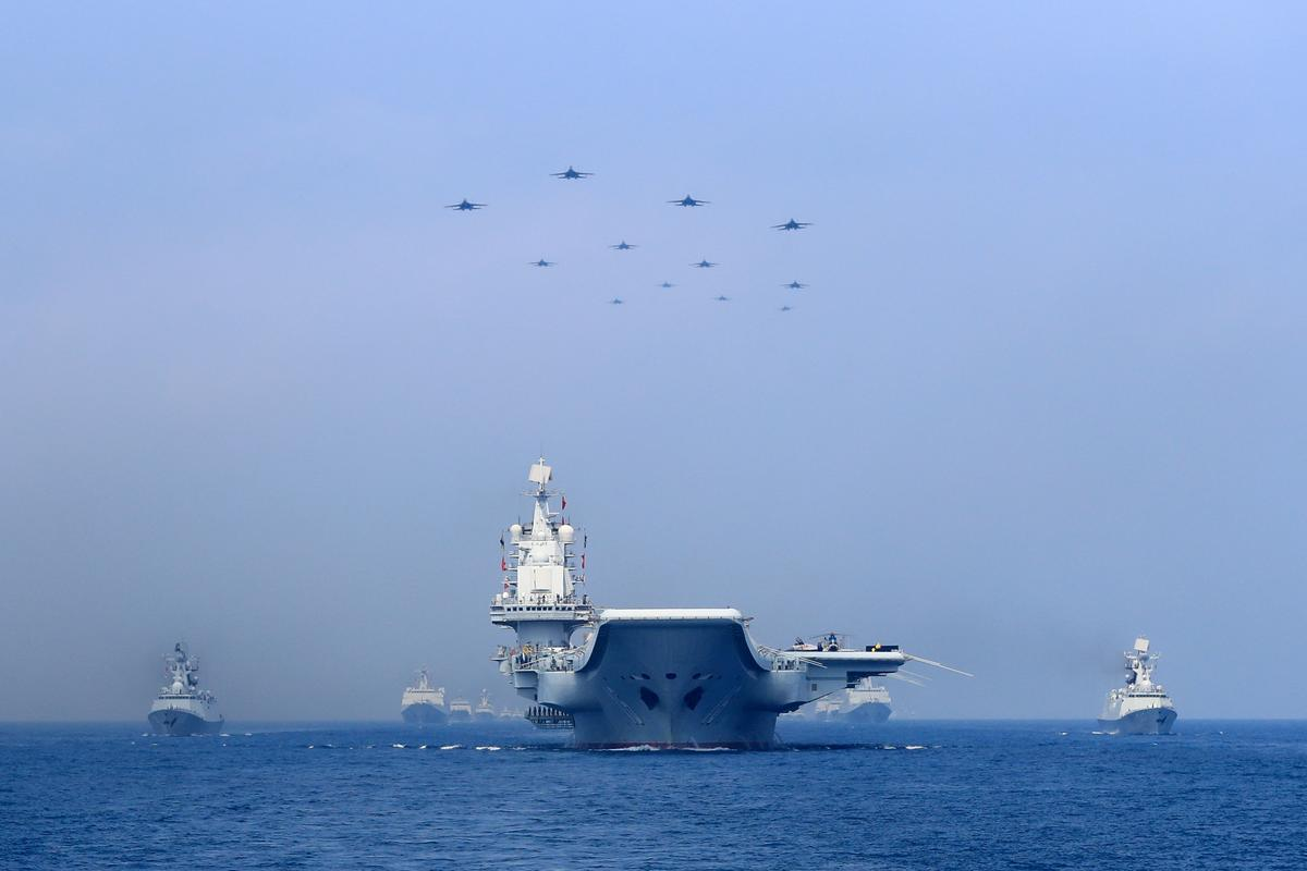 Special Report: China's vast fleet is tipping the balance in the