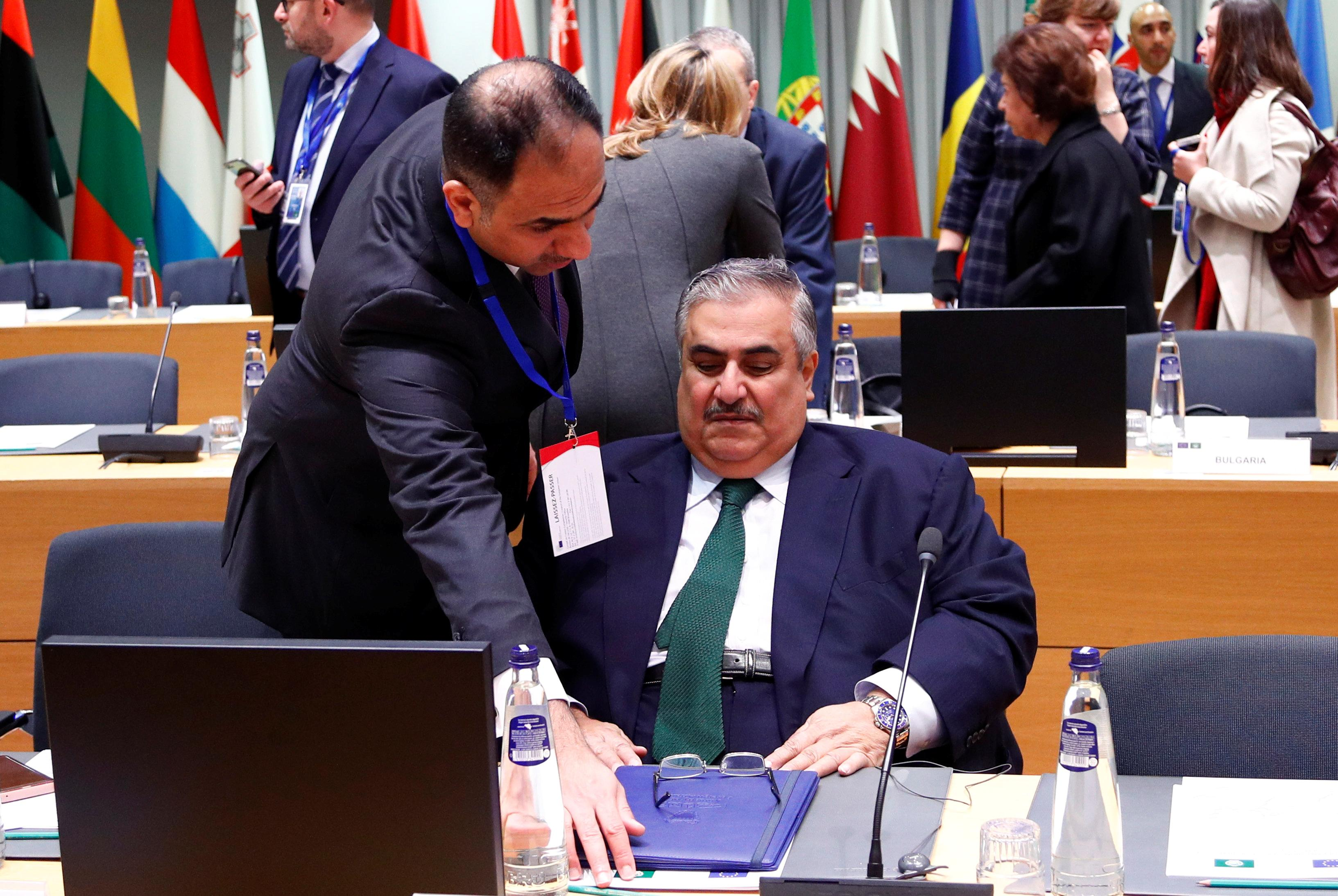 Bahrain responds frostily to French call for dialogue with opposition