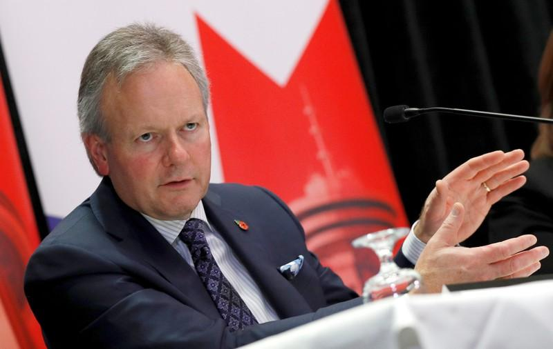 Bank of Canada says interest rates to rise if economic headwinds...