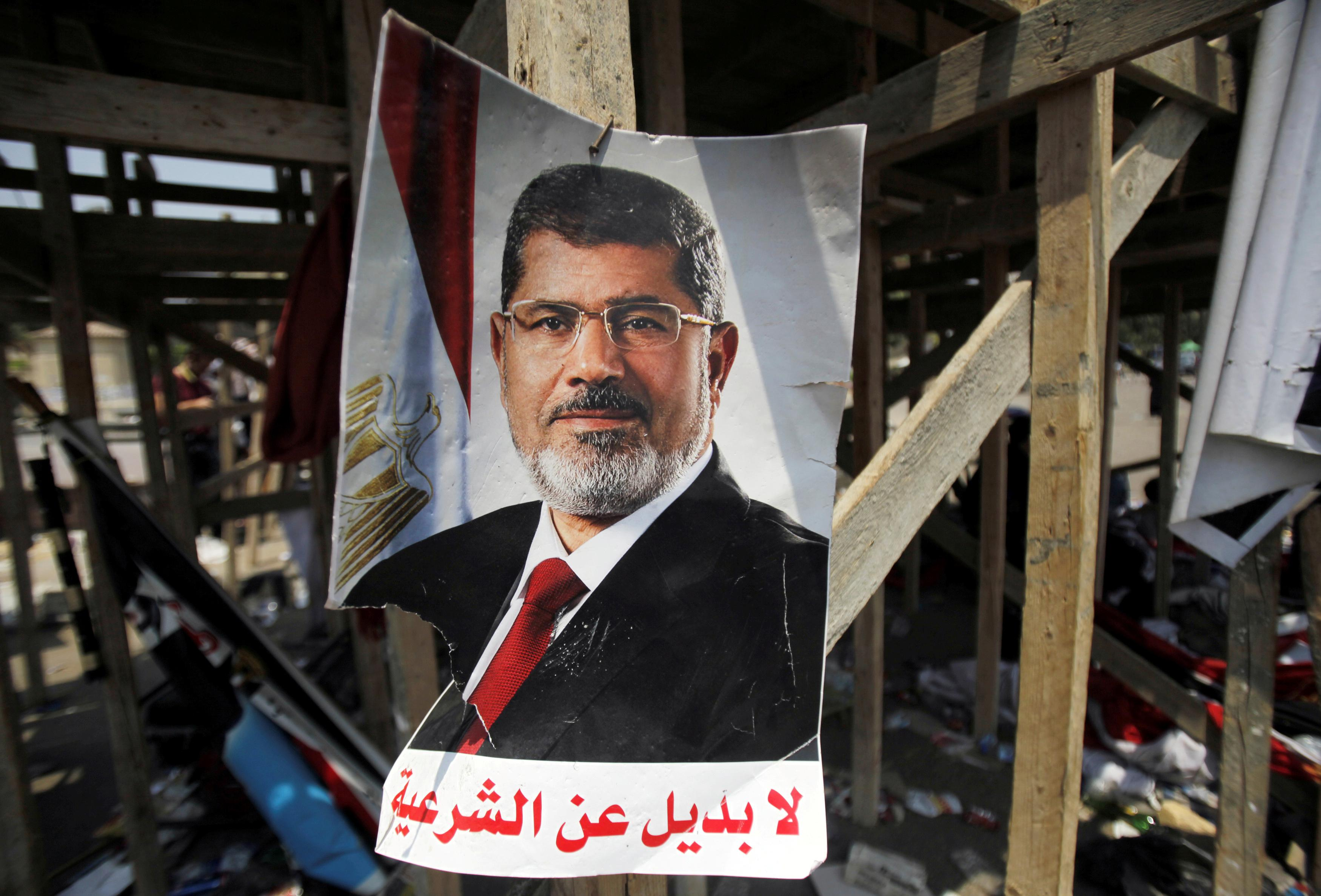 Explainer: Who is targeting the Muslim Brotherhood?