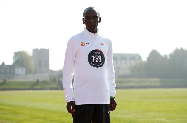 dd1e8a5f7e2c8 Kipchoge to make new sub-two hour marathon attempt this year - Reuters