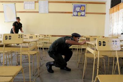 Classrooms near empty in Sri Lanka amid fears of more militant attacks