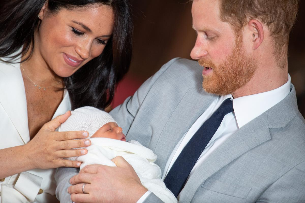 Harry and Meghan Announce their New Archewell Charitable Foundation to Replace Sussex Royal