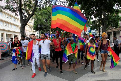 Cuban LGBT activists defy government, hold pride parade