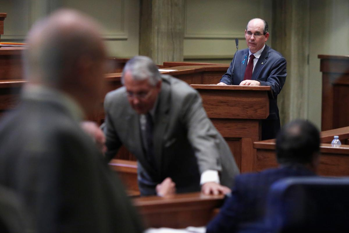 'Alabama Senate bans nearly all abortions, including rape cases' /