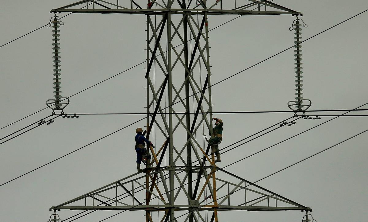 UK energy network firms rattled by Labour state ownership