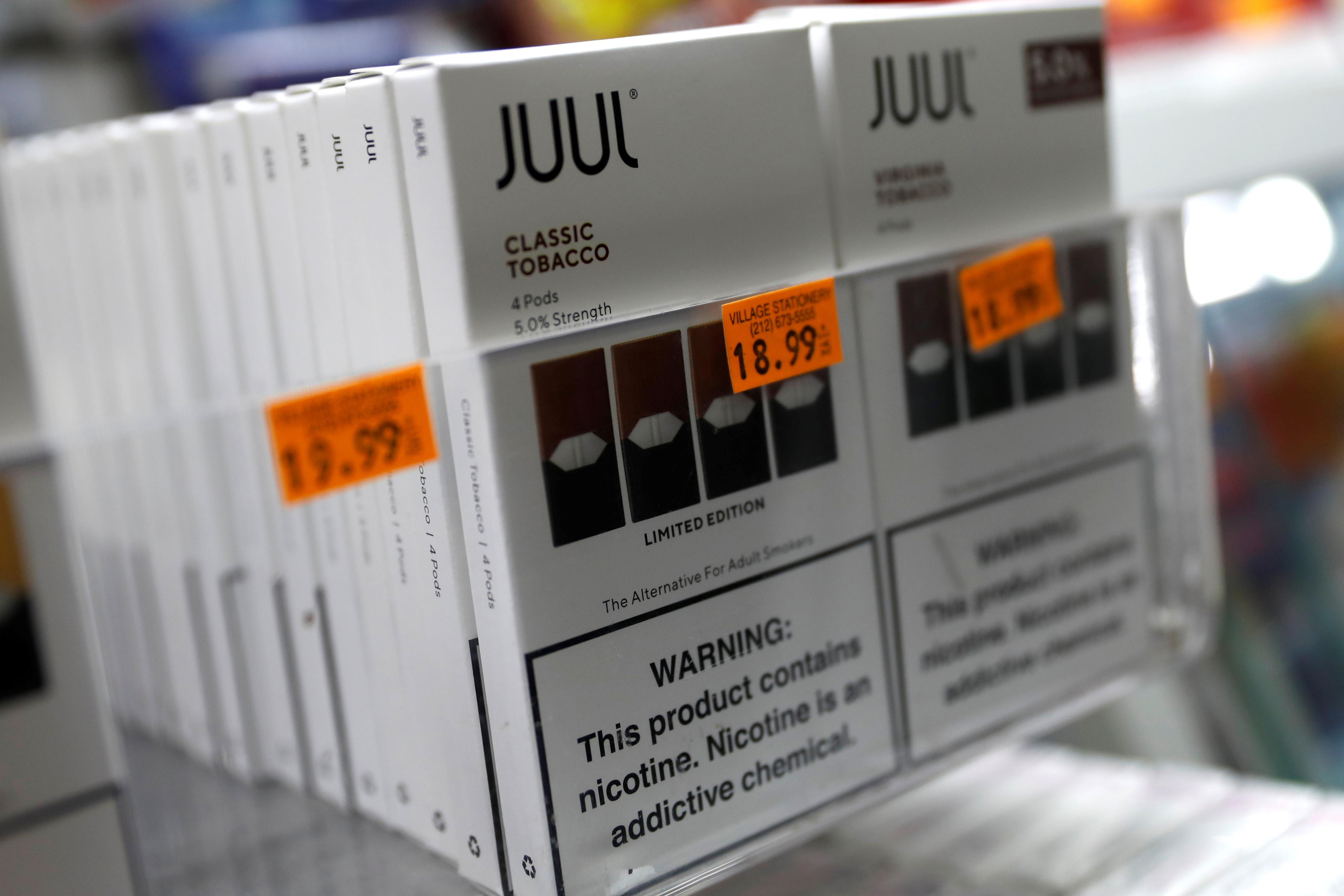 Flipboard: Juul May Be Life Changing For Adults Trying To Quit