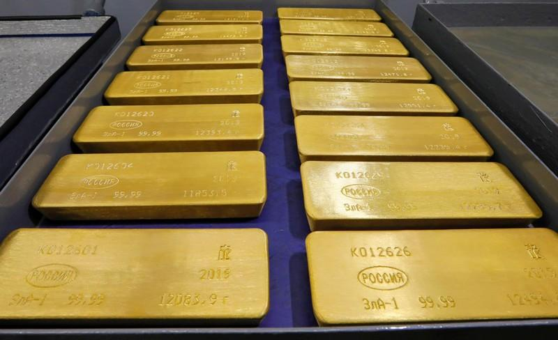 COLUMN: Commodities for the Trump-China trade war: Gold for