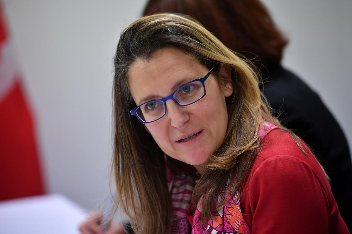 Cuba, Canada foreign ministers meet in Havana on Venezuela crisis