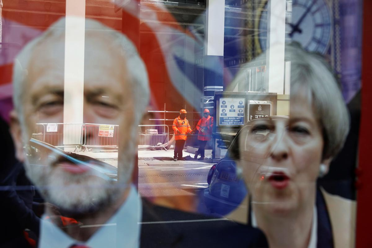Brexit disarray returns: Labour declares talks dead as May's premiership fades