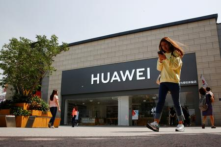 Exclusive: U.S. may scale back Huawei trade restrictions to help existing customers