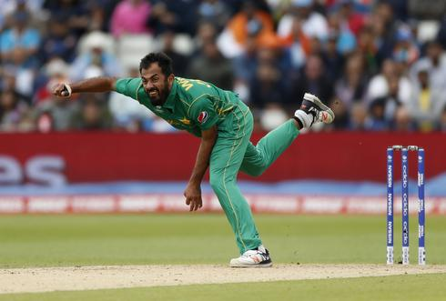 Riaz, Amir and Asif named in Pakistan's final World Cup squad