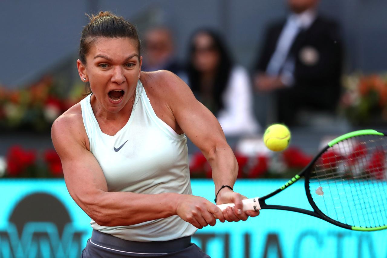 テニス=全仏OP連覇かかるハレプ、「大会を楽しみたい」 - ロイター