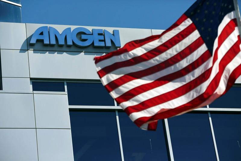 Amgen to buy Copenhagen-based Nuevolution for $167 million