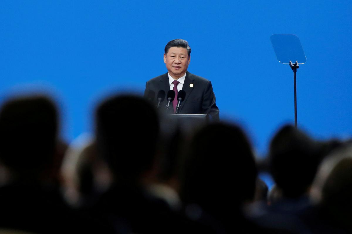 Prepare for difficult times, China's Xi urges as trade war simmers