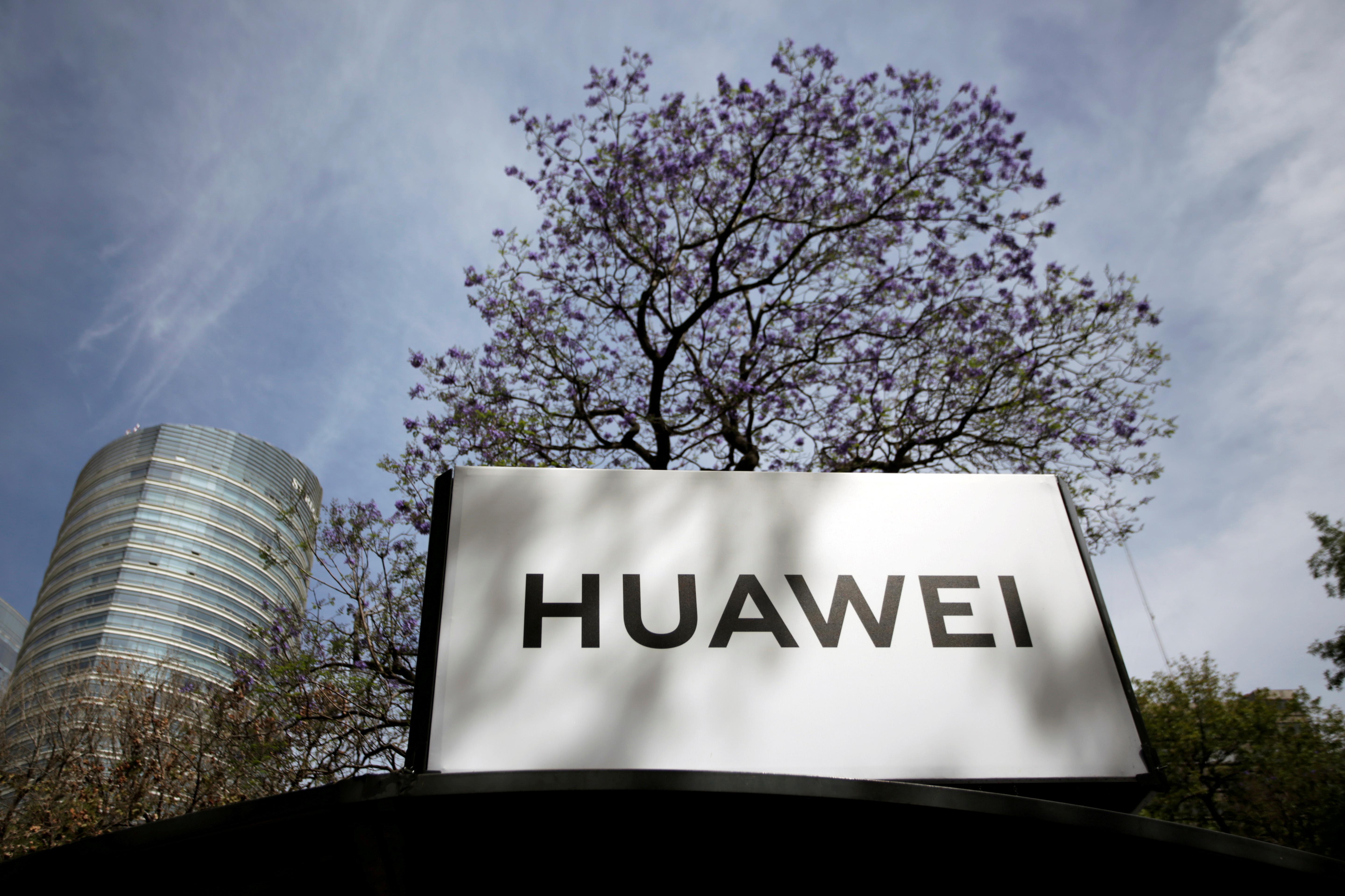 U.S. startup accuses Huawei executive of involvement in...