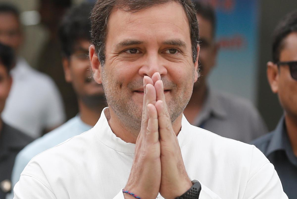 India's Rahul Gandhi loses parliamentary seat in family bastion