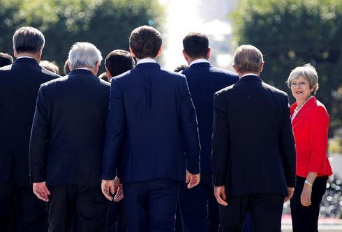 Theresa May's tumultuous tenure