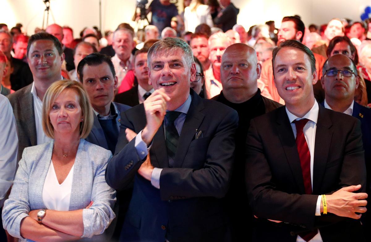 Flemish Far Right Gains In Belgian 'Super Sunday