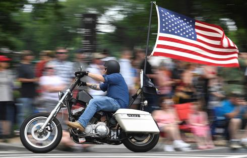 Rolling Thunder's last ride through Washington