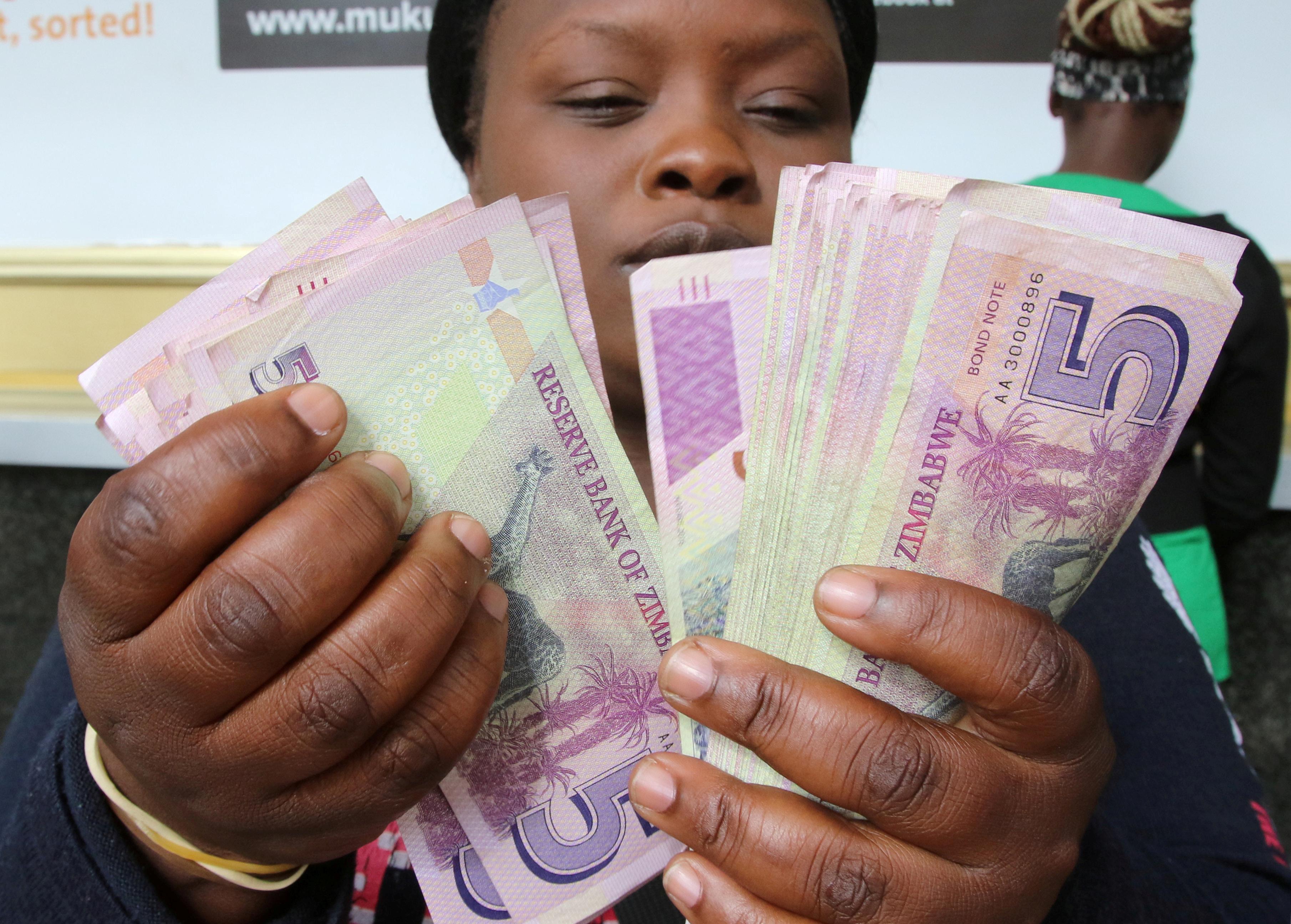 Zimbabwe presses exporters, power utility as economic crisis mounts