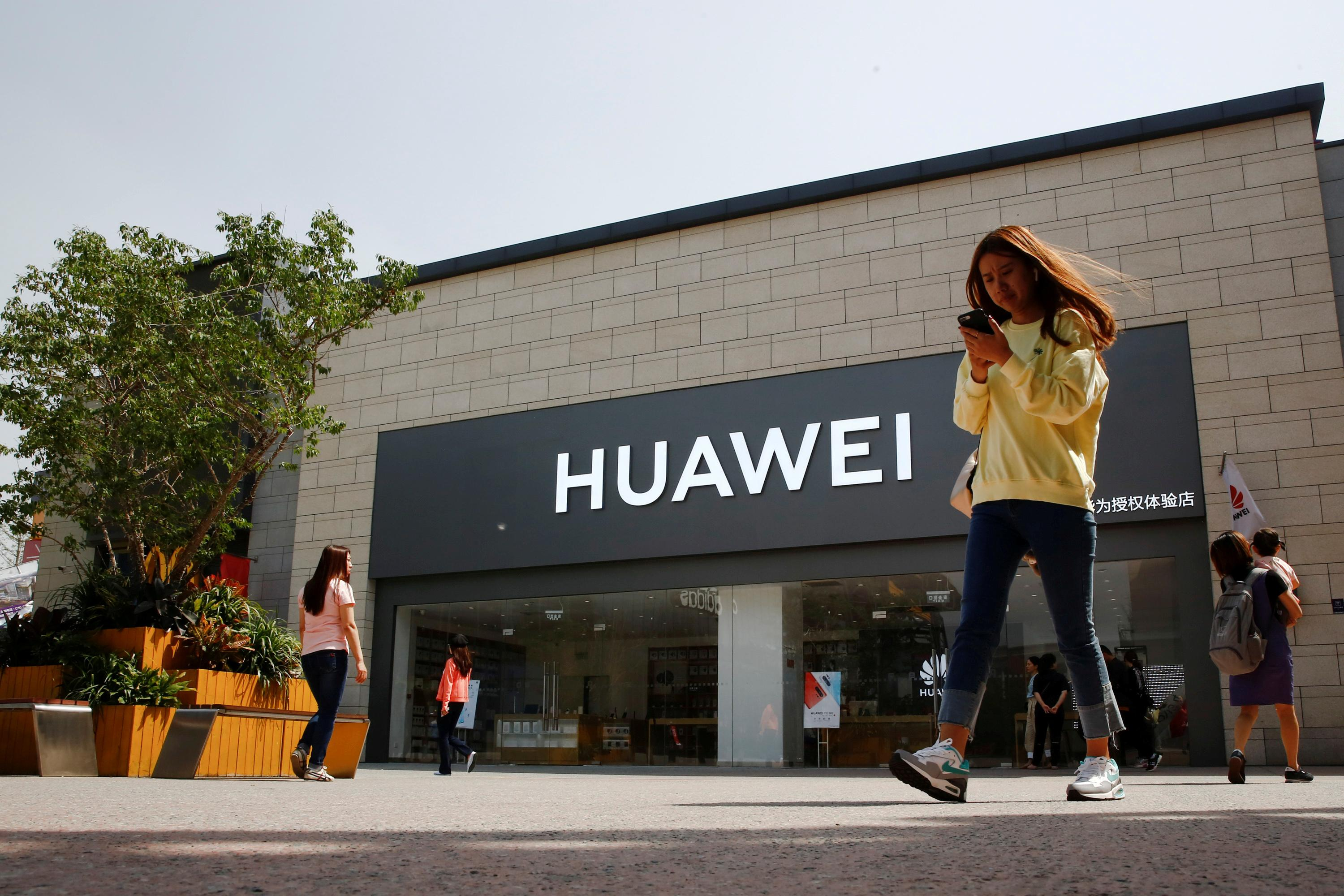 Huawei ban puts South Korea in a familiar place: caught between the...
