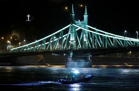 Seven South Korean tourists killed, 19 missing after Hungarian boat capsizes on Danube