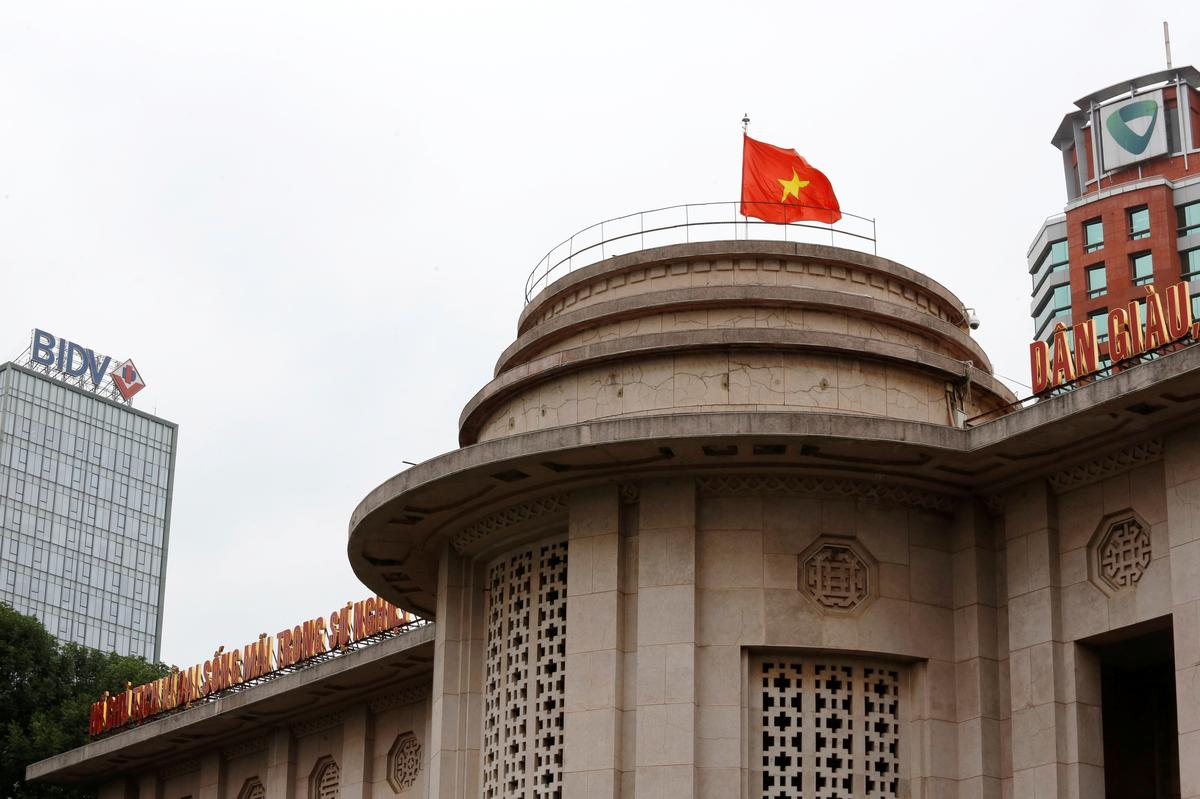 Vietnam Central Bank Says Not Pursuing