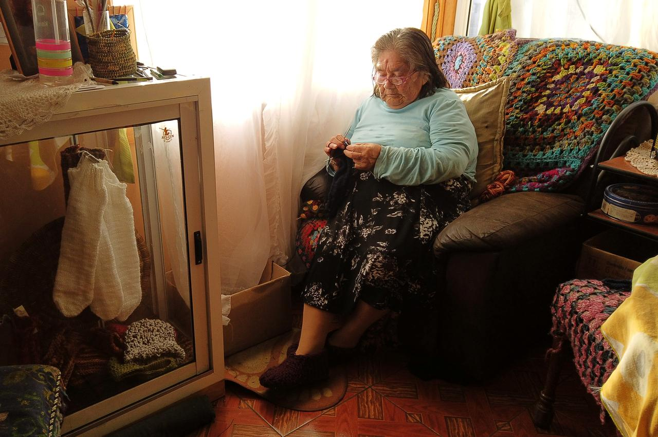 Image result for In Chile's remote south, the last speaker of an ancient language fights to keep it alive