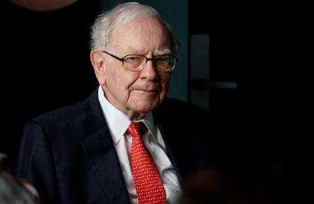 Warren Buffett charity lunch fetches record $4.57 million winning bid