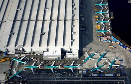UPDATE 1-Airlines want joint lifting of 737 MAX ban, but EU cautious