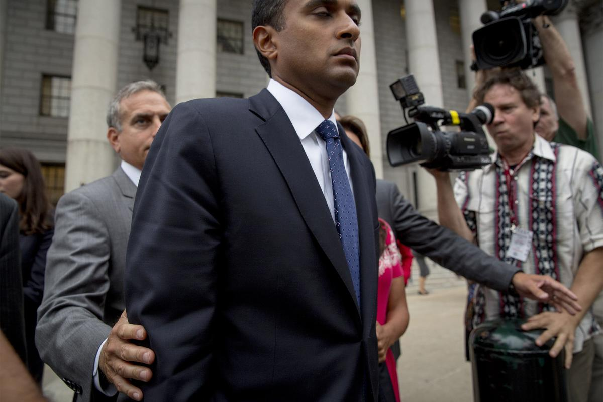 Supreme Court rejects insider trading appeal brought by SAC's Martoma