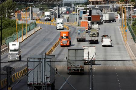Mexico draws red line on asylum as Trump tariff risk rises