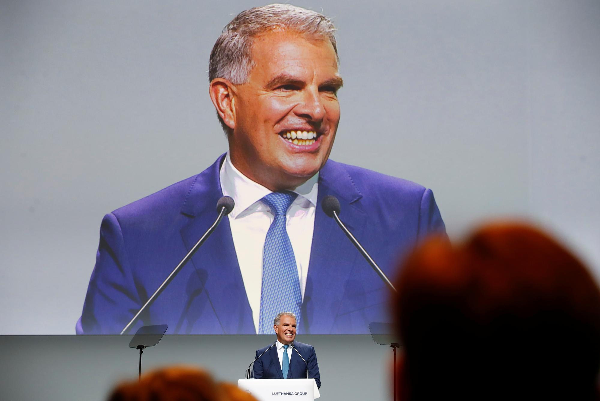 Lufthansa summer bookings looking good: CEO in NZZ
